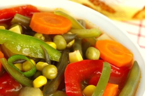 Gemüsesuppe 500x332